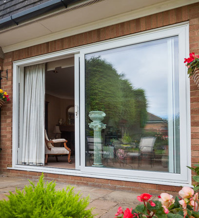 Softview patio doors Colchester