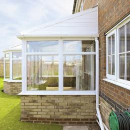 Softview P-shape conservatories Essex