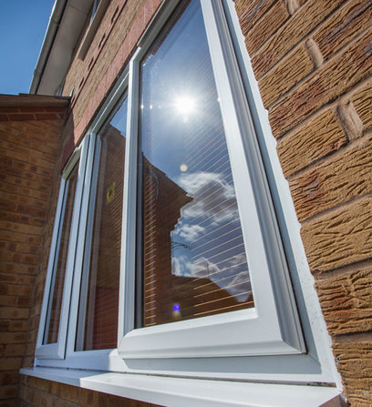 Softview uPVC windows Colchester